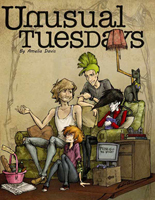 Unusual Tuesdays by Amelia Davis
